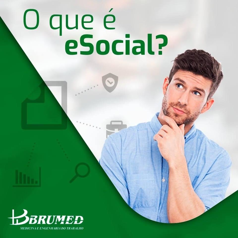 O que é eSocial? | Brumed