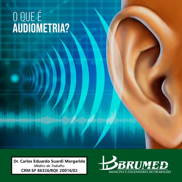 O que é audiometria | Brumed