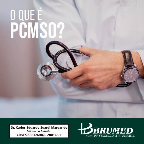 O que é PCMOSO? | Brumed