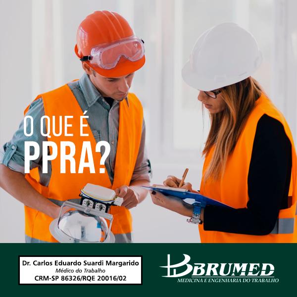 O que é PPRA | Brumed