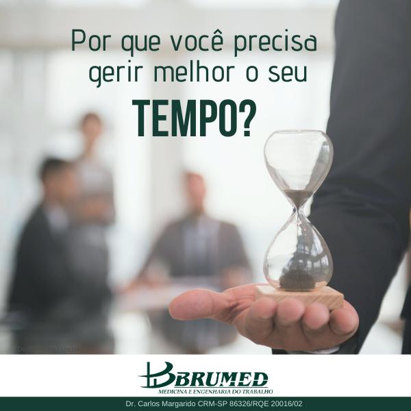 gestão do tempo | Brumed